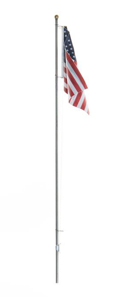 Woodland Scenics Small US Flag on Pole, DUE 4/30/2019, LIST PRICE $11.99