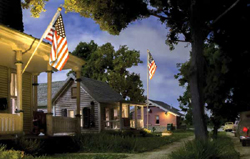 Woodland Scenics Medium US Flag on Pole, LIST PRICE $12.99