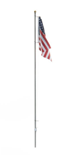 Woodland Scenics Large US Flag on Pole, DUE 4/30/2019, LIST PRICE $14.99
