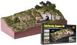 Woodland SUBTERRAIN SCENERY KIT, LIST PRICE $85.99