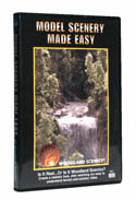 Woodland MODEL SCENERY MADE EASY DVD, LIST PRICE $9.99