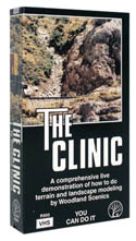 Woodland THE CLINIC VIDEO, LIST PRICE $24.99