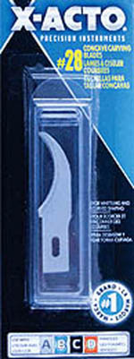 X-Acto No.28 blade            5/, LIST PRICE $18.38
