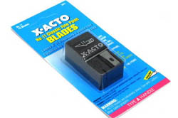 X-Acto Blade #11 in dispenser15/, LIST PRICE $7.21