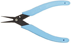 Xuron Longnose pliers serrated, LIST PRICE $15.75