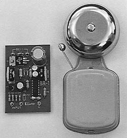 Circuitron Bell ringer circ w/bell, LIST PRICE $45.95