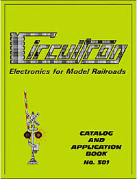 Circuitron Circuitron catalog, LIST PRICE $8