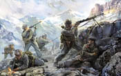 Zvezda Model Kits 1/35 Soviet Mountain Troops WWII (6), LIST PRICE $14.35