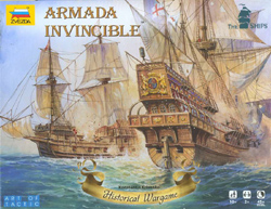 Zvezda Model Kits AMADA INVINCIBLE WARGAME, LIST PRICE $75
