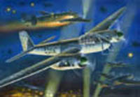 Zvezda Model Kits JUNKERS Ju88G6 NIGHTFIGHTER 72, LIST PRICE $29.85