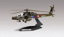 Revell Monogram APACHE HELICOPTER Snap 1:72   , LIST PRICE $16