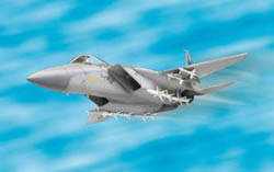 Revell Monogram F-15 EAGLE SnapNPlay 1:100    , LIST PRICE $9