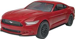 Revell-Monogram '15 MUSTANG GT Snap 1:25, LIST PRICE $12.95
