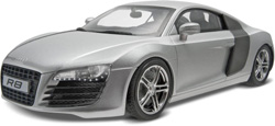 Revell Monogram '06 Audi R8 1:25, LIST PRICE $14.95