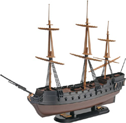 Revell-Monogram Black Diamond Pirate Ship Snap, LIST PRICE $16