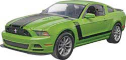 Revell-Monogram 2013 Mustang Boss 302 1:25, LIST PRICE $23.95