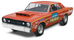 Revell-Monogram 1968 Hemi Dart 1:25, LIST PRICE $27.25
