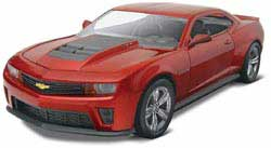 Revell-Monogram '13 CAMARO ZL1 1:25, LIST PRICE $21.95
