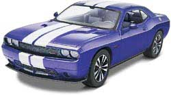 Revell-Monogram '13 CHALLENGER SRT8 1:25, LIST PRICE $21.95