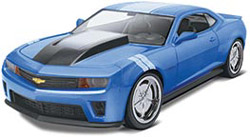 Revell-Monogram '13 CAMARO ZK1 1:25, LIST PRICE $19.95