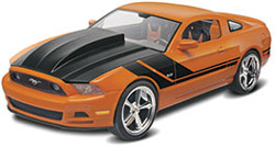 Revell-Monogram 2014 Mustang GT. 1:25, LIST PRICE $24.95