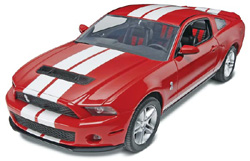 Revell Monogram '10 Ford Shelby Gt500 1:25, LIST PRICE $23.95