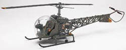 Revell Monogram BELL H-13H 2'n1 1:35 , LIST PRICE $17