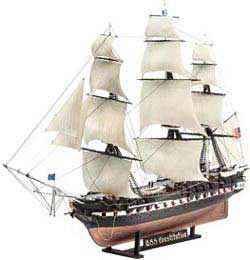 Revell-Monogram U.S.S. Constitution 1:46, LIST PRICE $56.95