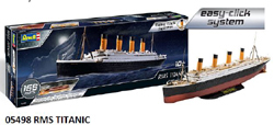 Revell Monogram 1/600 RMS Titantic, LIST PRICE $39.99