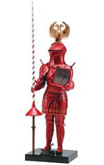 Revell Monogram RED KNIGHT of VIENNA 1:8, LIST PRICE $14.95
