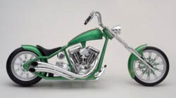 Revell Monogram RM KUSTOM GAMBLER CHOPPER 1:12, LIST PRICE $18.25