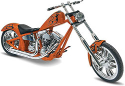 Revell-Monogram RM Kuston Chopper Set 1:12, LIST PRICE $24.99