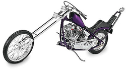 Revell Monogram Grim Reaper Chopper Motorcycle 1:8, LIST PRICE $32.95