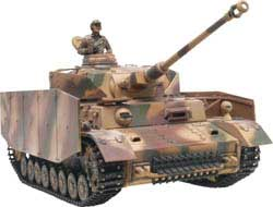 Revell Monogram PANZER IV 1:32, LIST PRICE $22.95
