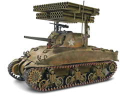 Revell Monogram Sherman M4A1 Screamin'Mimi :32, LIST PRICE $27.95