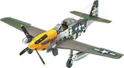 Revell Monogram 1/32 P-51D Mustang , DUE 2/2/2018, LIST PRICE $29.95