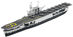 Revell-Monogram 1/1200 USS Hornet , DUE 2/2/2018, LIST PRICE $6.95