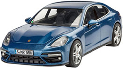 Revell-Monogram 1/24 Porsche Panamera 2 , DUE 2/2/2018, LIST PRICE $34.95