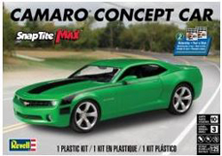 Revell Monogram 1:25 Camaro Concept Car , DUE 11/30/2018, LIST PRICE $19.95