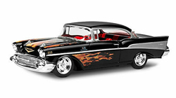 Revell Monogram 1:25 1957 CHEVY BEL AIR, DUE 3/30/2019, LIST PRICE $19.95