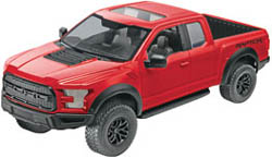 Revell Monogram 1:25 2017 FORD-150 RAPTOR, LIST PRICE $16.95