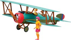 Revell Monogram 1:20, Scooby-Doo Bi-Plane, DUE 1/15/2018, LIST PRICE $22.99