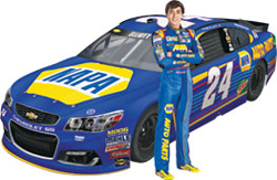 Revell-Monogram 1:24 #24 Chase Elliot NAPA� Auto Parts Chevy SS, DUE 1/15/2018, LIST PRICE $28.95