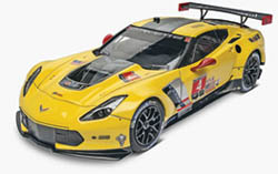 Revell Monogram 1:25 CORVETTE C7.R, LIST PRICE $24.95
