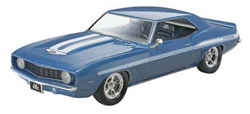 Revell Monogram 1:25 F&F '69 Chevy Camaro Yenko, LIST PRICE $26.95