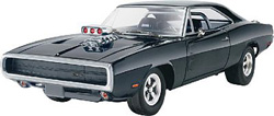 Revell Monogram 1:25 Fast & Furious Dominic's '70 Dodge Charger, LIST PRICE $26.95