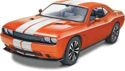 Revell-Monogram 2013 Challenger SRT8, LIST PRICE $20.95