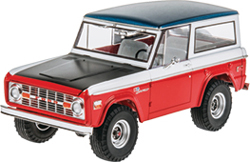 Revell-Monogram 1:25 Baja Bronco, DUE 2/2/2018, LIST PRICE $24.95