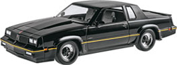 Revell-Monogram 1:25, 85 Oldsmobile 442/ FE3-X Show Car, DUE 1/15/2018, LIST PRICE $26.95