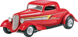 Revell-Monogram 1:24 ZZ Top Eliminator 1933 Ford Hot Rod, DUE 1/15/2018, LIST PRICE $25.95